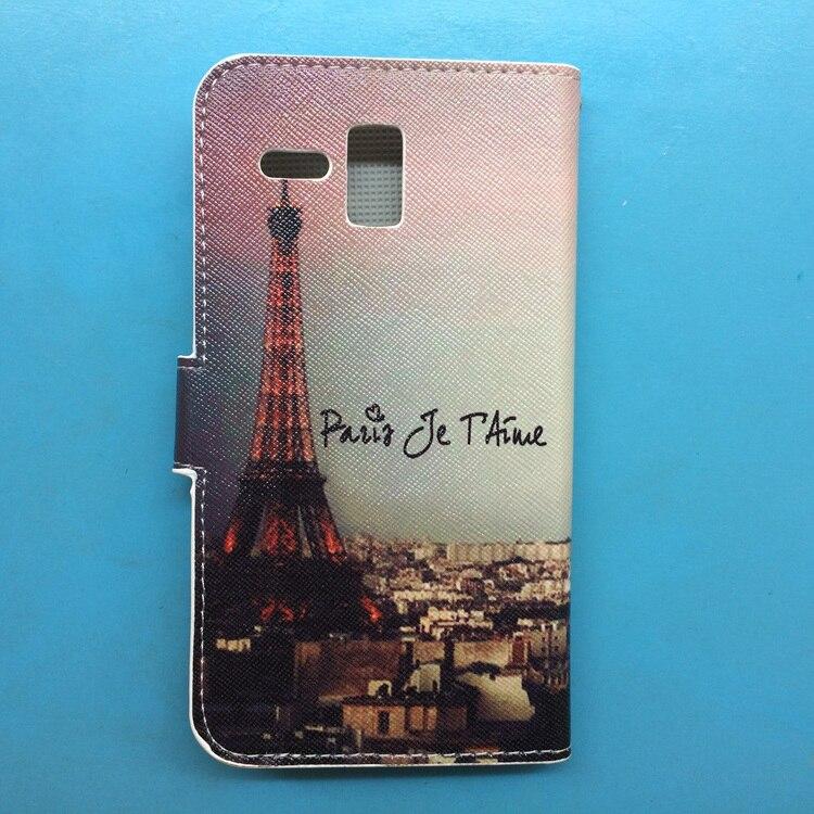 Para lenovo a806 case colorful pu leather case cubierta para lenovo a806 a 806 a