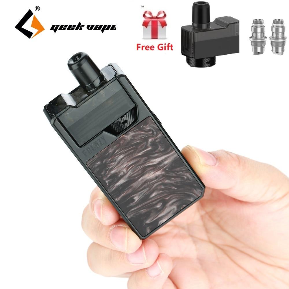 Kit Original de Vape à dosette Geekvape avec batterie 950 mAh et dosette 2 ml et Kit de système à dosette Micro Chipse vs Kit trinité Alpha/Orion