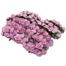 Multicolor Artificial Rose for Home Decor