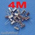 ( 20 pçs/lote ) 4 MHz 4 MHz cristal de quartzo ressonador, Rohs