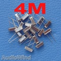 ( 20 pcs/lot ) 4MHz 4 MHz Quartz Crystal Resonator , RoHS.