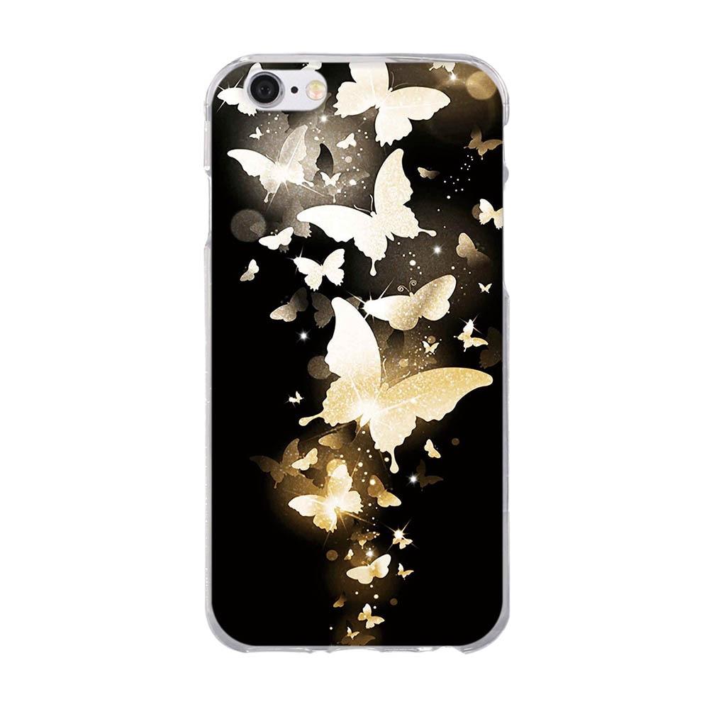 For iPhone 5 Case Cute TPU iphone 6 6s դեպքում iphone 5 5s - Բջջային հեռախոսի պարագաներ և պահեստամասեր - Լուսանկար 2