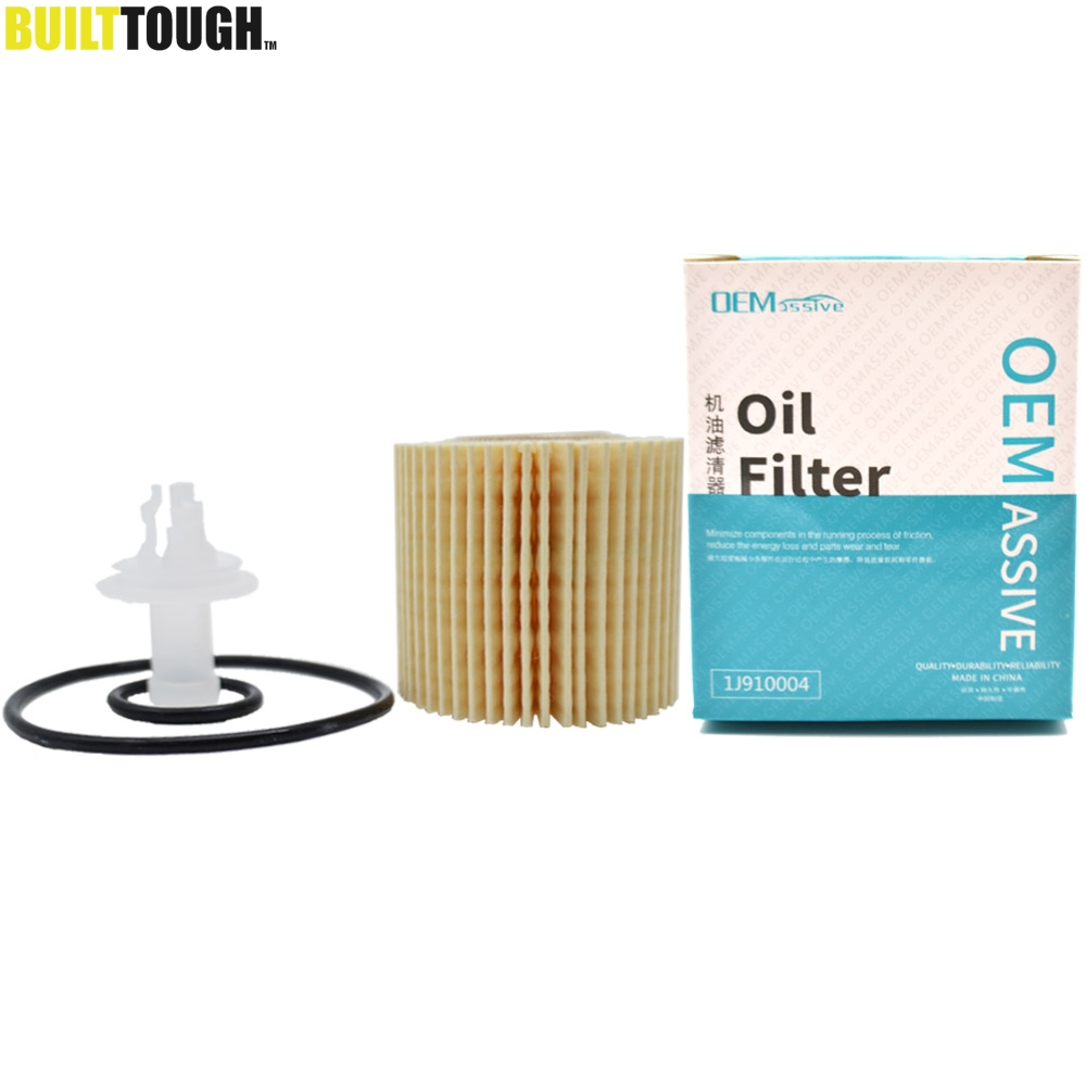 04152 YZZA6 Oil Filter For Toyota Corolla 2009   2017 / Lexus CT200H 2011   2017 / Matrix 2009   2014 / Prius 2010   2017 2018-in Oil Filters from Automobiles & Motorcycles
