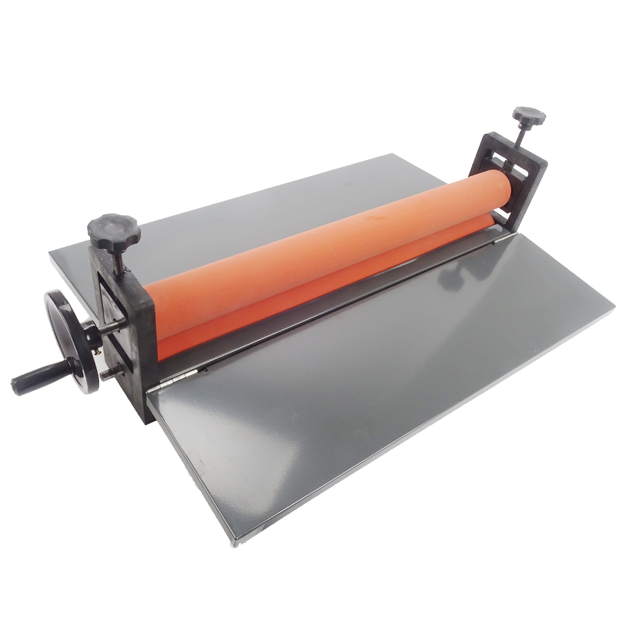 650mm Manual Cold Roll Laminator New Heavy Laminating Machine Office Equipment 2018 new hot roll and cold roll laminator 320mm laminating machine with led control board and 4 pcs rubber rollers