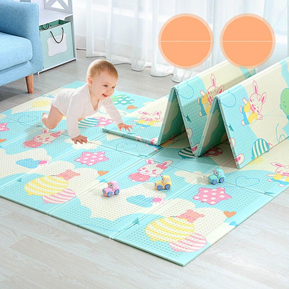 Nouveau 197*148*1 cm mousse bébé tapis tapis de jeu jouets pour enfants tapis enfant en bas âge ramper tapis de jeu couverture infantile livraison directe - 3