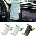 Car Mobile Phone Holder For Samsung Galaxy Note J7 J5 A3 A7 On7  C7 Car Air Vent Mount Holder 360 Degree Rotate Car Phone Stand