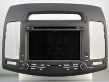 Android 6.0 автомобиль DVD GPS для Hyundai Elantra (2007-2011) зеркало Ссылка 2 ГБ Оперативная память Авто Мультимедиа Стерео штатные Sat Nav 4 г Lite