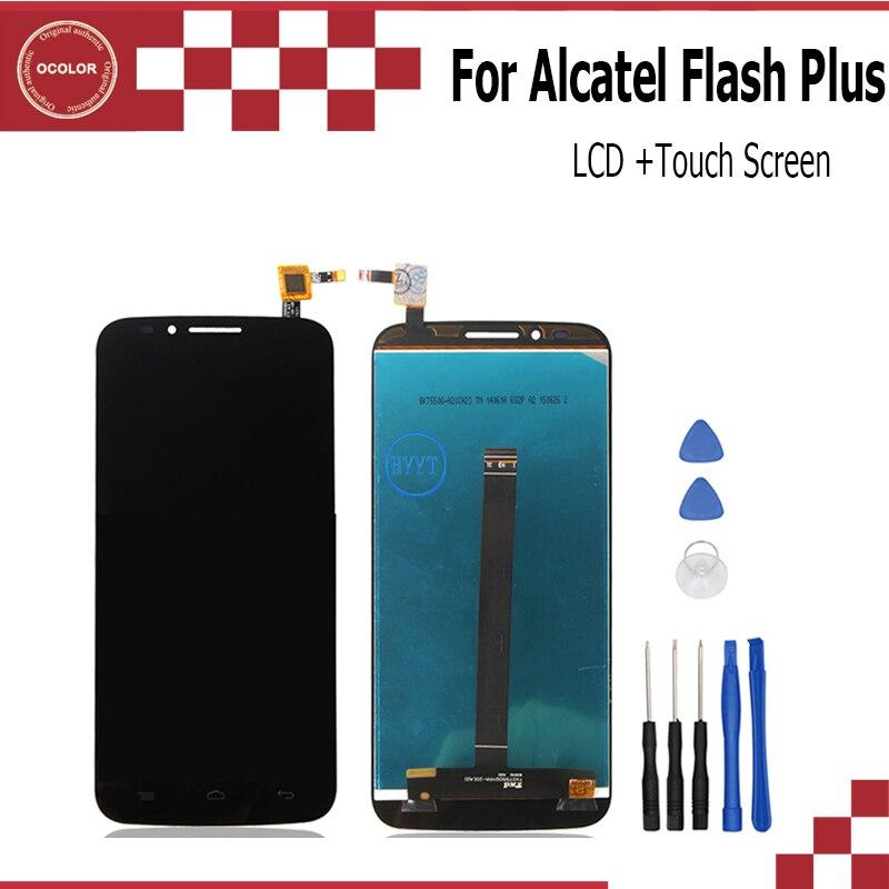 ocolor For Alcatel Flash Plus Original LCD display and