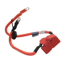 LumiParty Positive Battery Blow Off Protection Fuse Cable Lead Wire Plus Pole Overload Protector for BMW F30 F36 F32 328I