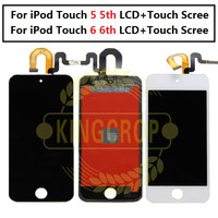 Best quality Display For iPod Touch 5 5th LCD Touch Screen Digitizer Assembly For iPod Touch 6 6th 4.0 LCD Replacement