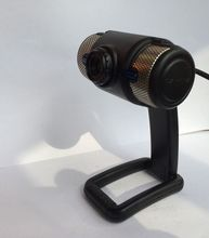 Promotional High Quality 20m Webcam with USB Microphone for MAC LINUX WINDOWS Wholesale discount Russian Brazil tablets sticker