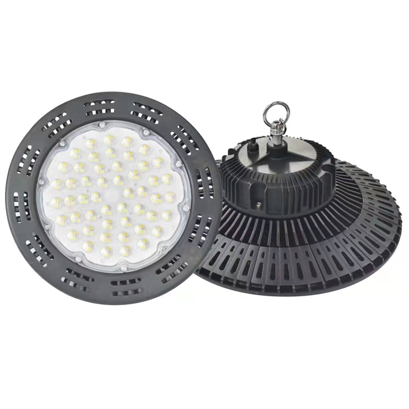 UFO Mining Lamp Workshop Patch industry Lamp Parking Lot highbay Lighting 100W 150W LED Lamp Beads