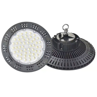 UFO Mining Lamp Workshop Patch industry Lamp Parking Lot highbay Lighting 100W/150W LED Lamp Beads 160 265V