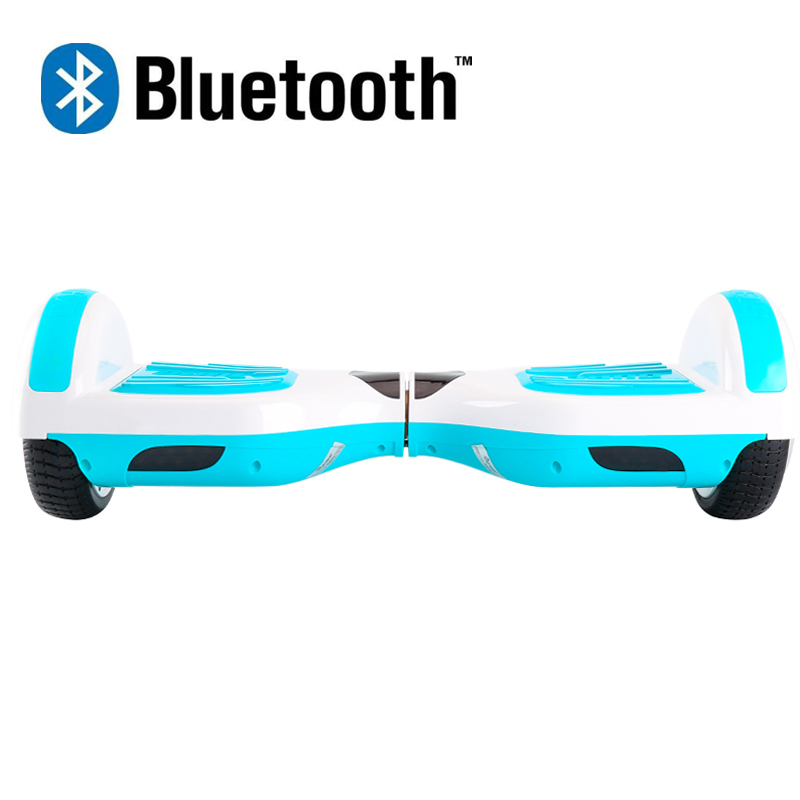 6.5 Inch Hoverboard Two Wheels Self Balance Scooter Hover Board With Carry Bag UL Certificated DE ES Stock app controls hoverboard new upgrade two wheels hover board 6 5 inch mini safety smart balance electric scooter skateboard