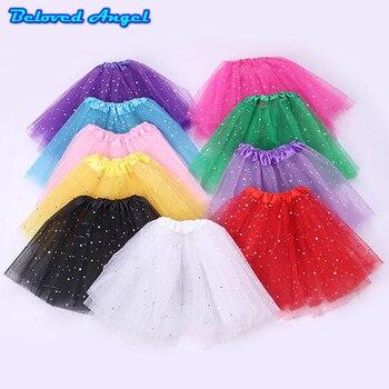1235cd64b 2019 falda de princesa tutús para niñas, tutús, danza del Ballet, tutús,