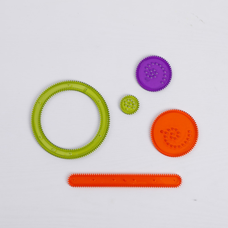 Drawing toys for children set Gear Drawing Toy Design Interlocking Gears & Wheels,Creative Drawing For Children Present the Gif
