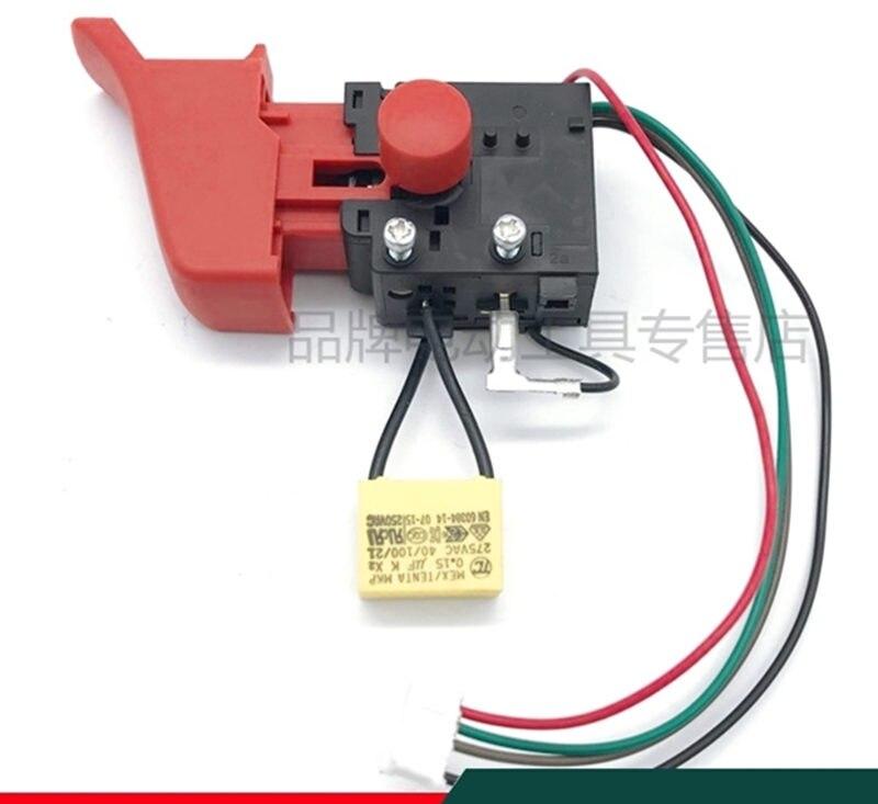 Interrupteur pour interrupteur Metabo BE1100 BEV1300-2Interrupteur pour interrupteur Metabo BE1100 BEV1300-2