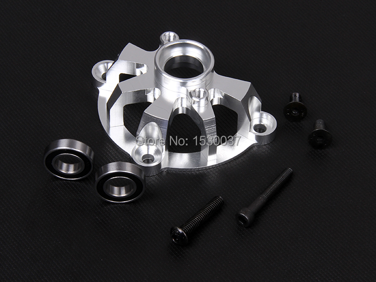 Rovan Upgrade parts CNC Alloy metal clutch bell carrier set HPI Baja Buggy 5B SS 5T