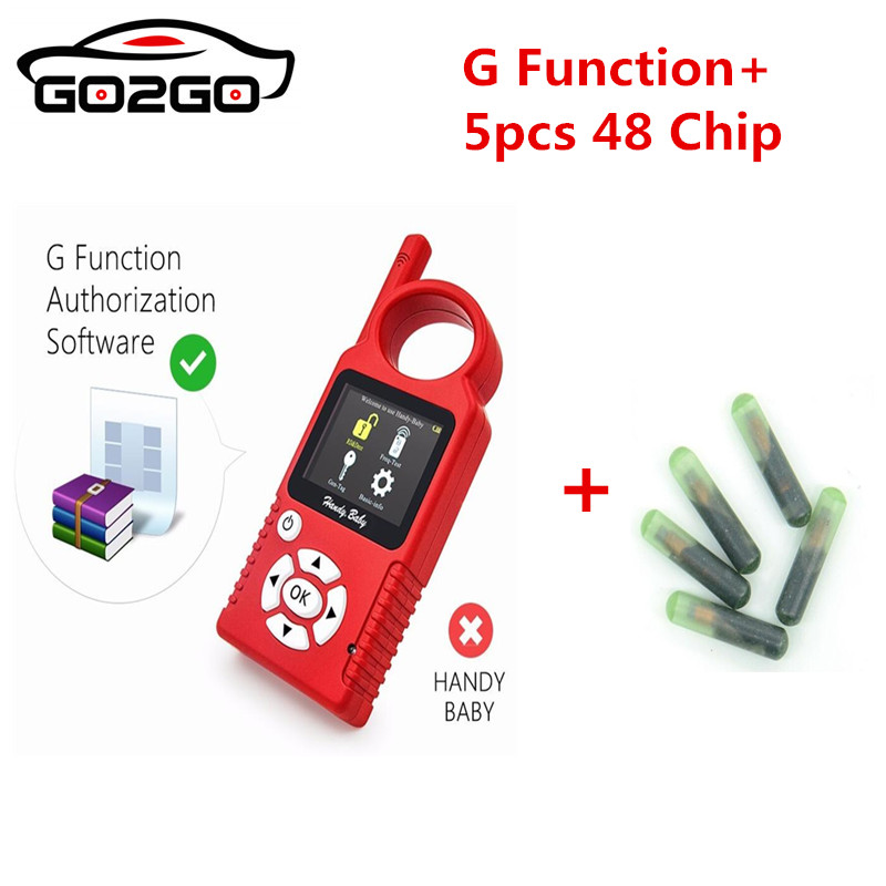 HotHot Sale G Chip Copy Function Authorization Software for JMD Handy Baby CBAY Handy Baby Plus 5 PCS 48 Chip цены