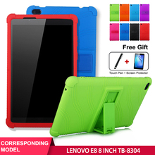 SZOXBY For Lenovo Tab E8 Protective Cover 8 Inch Tablet TB-8304F Drop Shell Hockproof Shockproof Washable Stand Case