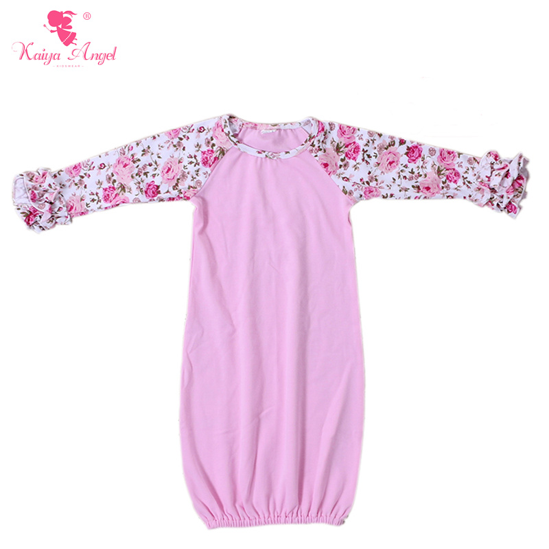 aliexpress buy 0 24m baby gowns icing ruffle raglans