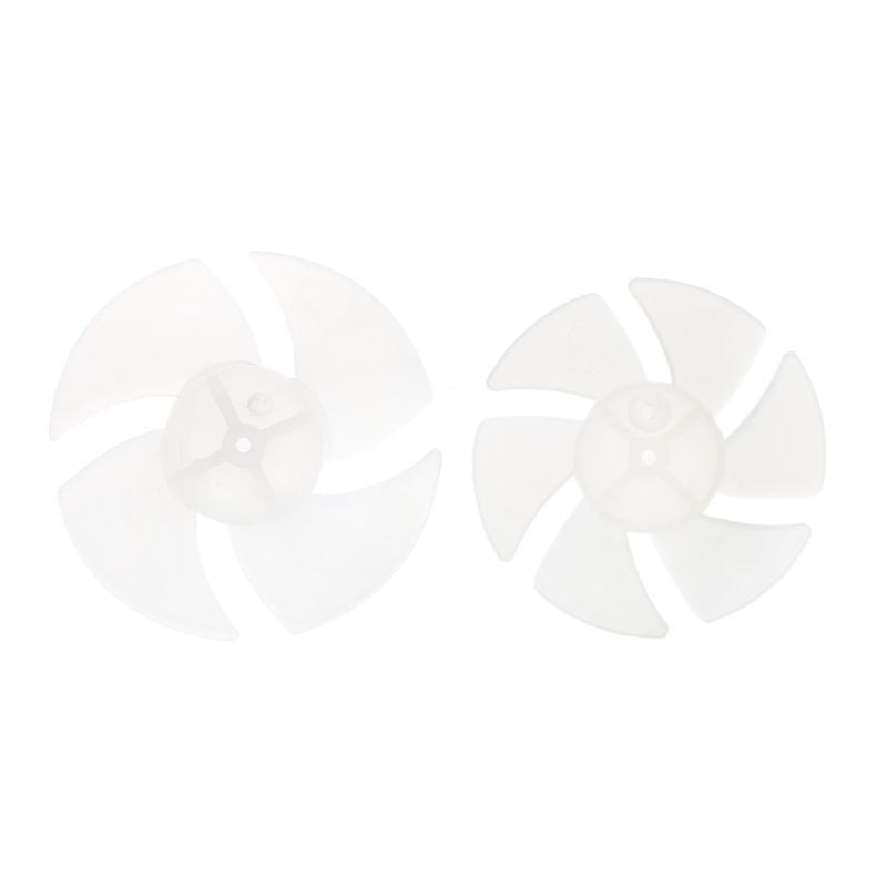 Durable Small Power Mini Plastic Fan Blade 4/6 Leaves Replacement For Hair Dryer Motor Personal Care Appliance Accessories Parts