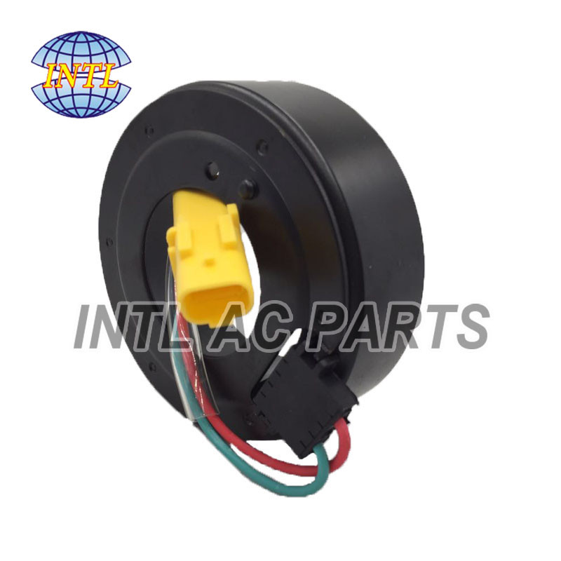 US $9 0 |auto air con a/c ac compressor clutch coil for Sanden SD6V12  SD7V16 Nissan Almera/Dacia Sandero/Renault Logan/Lada Largus-in  Air-conditioning