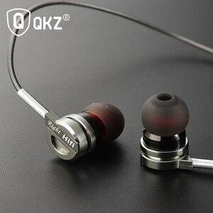 Image 5 - イヤホンqkz DM9亜鉛合金耳イヤホンfoneのデouvidoヘッドセットauriculares audifonosステレオdj