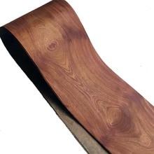 2Pieces/Lot L:2.5Meters/PCS Width:20cm Yellow Rosewood Veneer