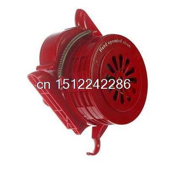 Vis M2 5 | Mini Main à Manivelle D'urgence Sirène D'alarme Loud110db ABS Livraison Gratuite