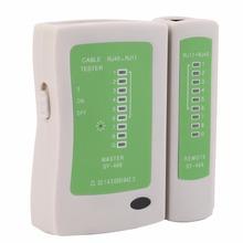 2017 Hot RJ45 RJ11 RJ12 CAT5 UTP Network LAN USB Cable Tester Remote Test Tools