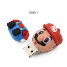 Mario 64GB 32GB 16GB 8GB USB Drive Flash Memory stick pendrive