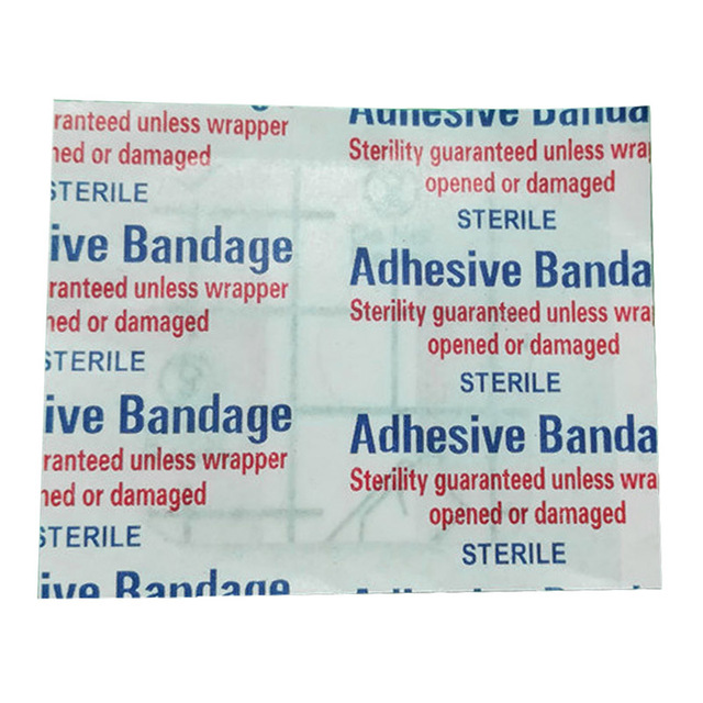 Non-woven Medical Adhesive Wound Dressing 4