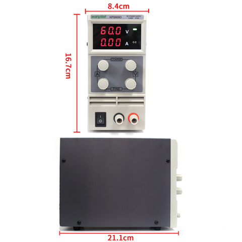 wanptek kps1203d 120 v 3a ajustavel laboratorio