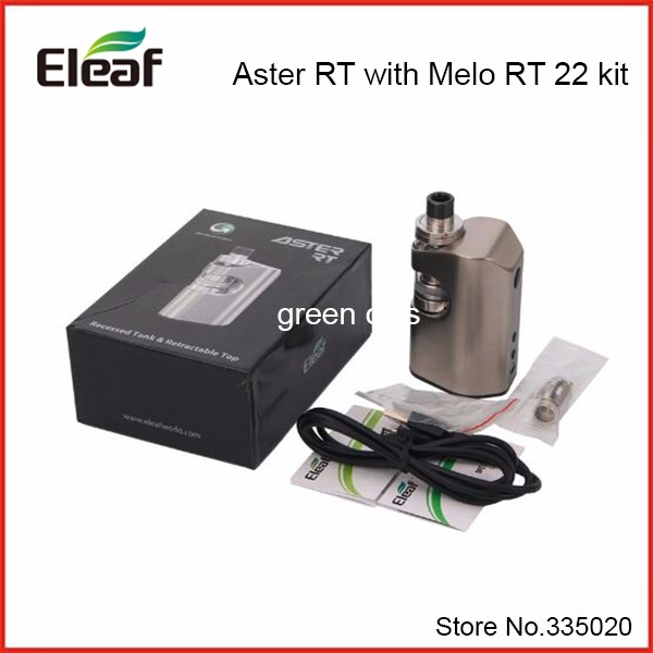Aster RT With Melo RT 22 Kit 2