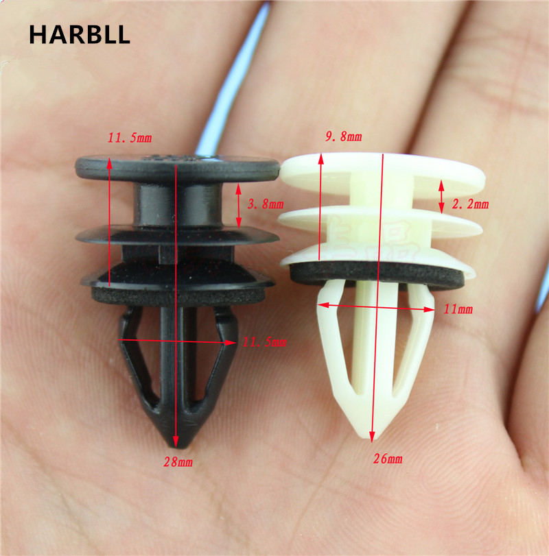 H2 H3 Cadillac Escalade Chevrolet Camaro Plastic Fasteners As Effectively As A Fairy Does Bright Harbll 10pcs Door Panel Lining Fixed Clip Clamp For Hummer H1
