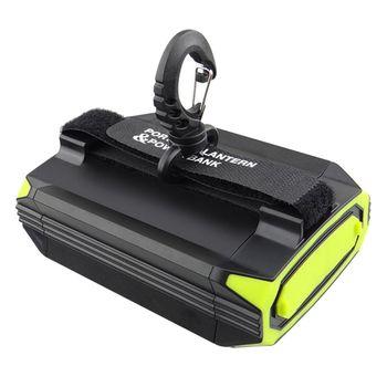 Acampamento ao ar livre Lanterna Mobile Power Bank Com Porta USB Portátil Lâmpada Pendurada Tenda Luz