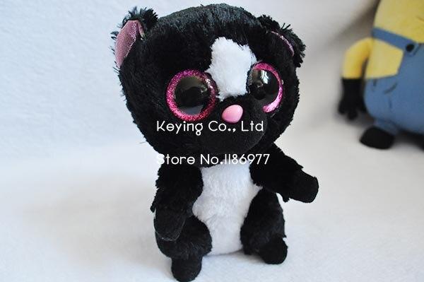 Cute TY Beanie Boos Ferret Mustela Itachi Soft Stuff Animal Plush Toy Doll  Birthday Baby Girl Boy Gift Home Car Decoration f3162379637