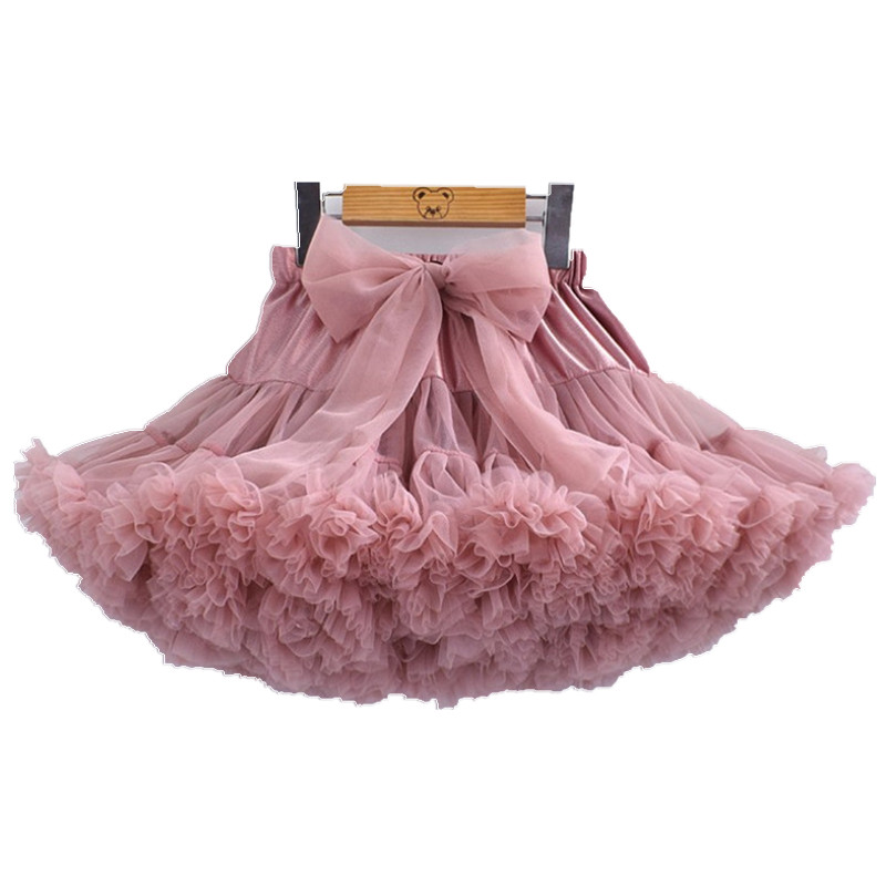Röcke Sinnvoll Mode Mädchen Geburtstag Outfit Kinder Röcke Rosa Mädchen Tutu Röcke Kinder Baby Flauschigen Pettiskirts Puffy Tüll Rock Für Mädchen