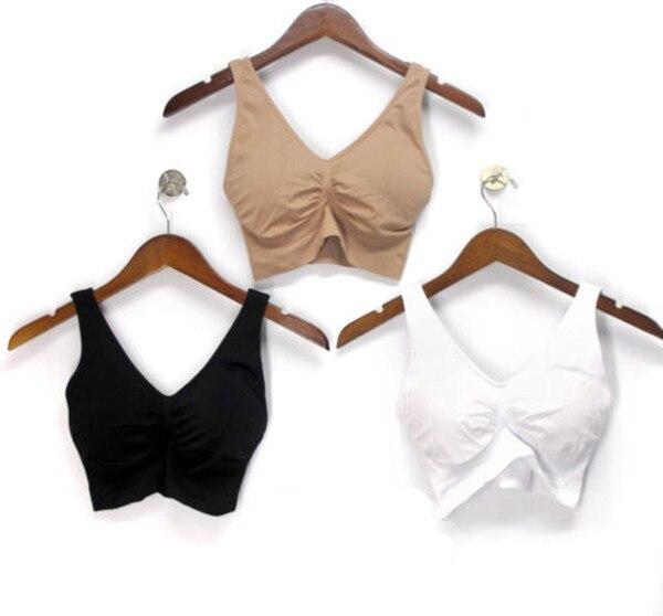 6e474661bd 3 pcs set High Quality AHH BRA 6 Size Body Shaper Push Up Breast Rhonda  Shear Genie Bra in Stock on Aliexpress.com