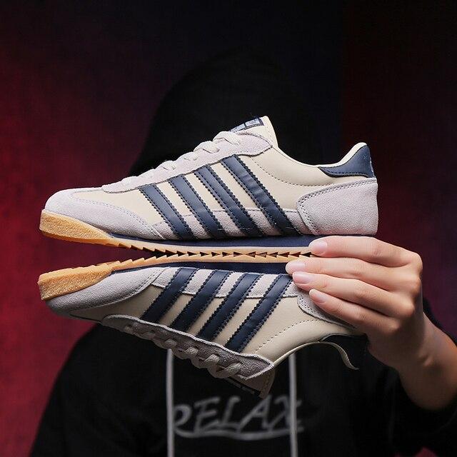 2019 классические кроссовки cortez для мужчин Спортивная обувь для мужчин дышащая Спортивная обувь повседневное бег обувь Zapatillas De Deporte черный
