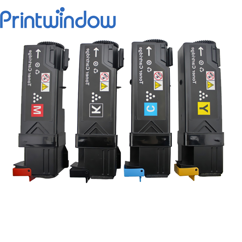Printwindow Compatible Toner Cartridge for Xerox DocuPrint C1190/1190FS 4X/Set lcl ct201260 ct201261 ct201262 ct201263 5 pack laser toner cartridge compatible for fuji xerox docuprint c1190 c1190fs
