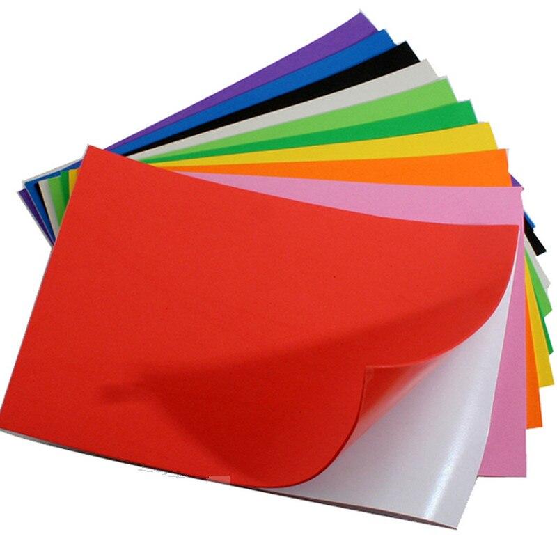 pcslot eva foam paper sheet diy sponge punch paper crafts and