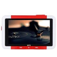 3 дюймов видео игры машина MP3 MP4 5 рекордер FM радио карта HD TF проигрыватель электронная программа просмотра изображений мульти формат внешний динамик зарядки