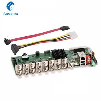 4CH 8CH 16CH 5M-N DVR Board Network Video Recorder AHD/CVI/TVI/CVBS HDMI Video 5 in 1 DVR Chipset Support 5MP Camera dvr gp322 page 5