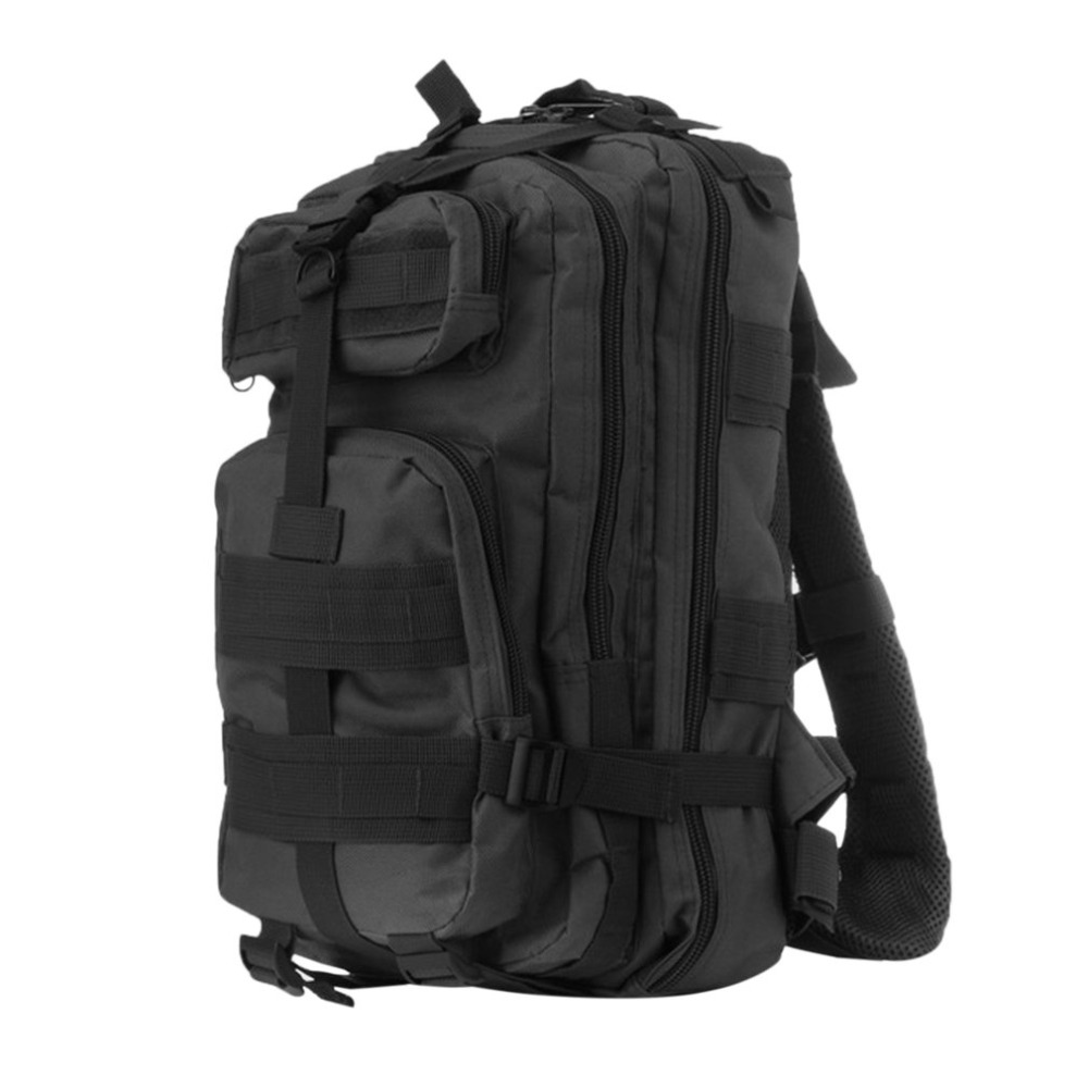25L Men Women Waterproof Military Army Backpack Trekking Camouflage Rucksack Molle Tactical Bag Pack Schoolbag for outdoor 2016 military tactics backpack men travel bags camouflage waterproof crossbody shoulder bag pack army bag bolso mochila l60