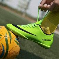 Sooneeya Chuteira Futebol Man Soocer Cleats Long Spike Cheap Soccer Shoes for Male Superfly Broken Nail Football Boots Unisex