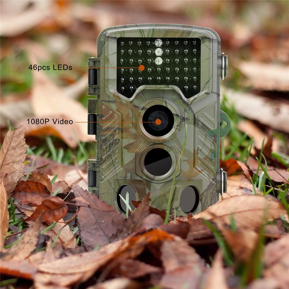 WIMIUS 1080P Full HD 12MP Game Trail Hunting Camera Waterproof ...