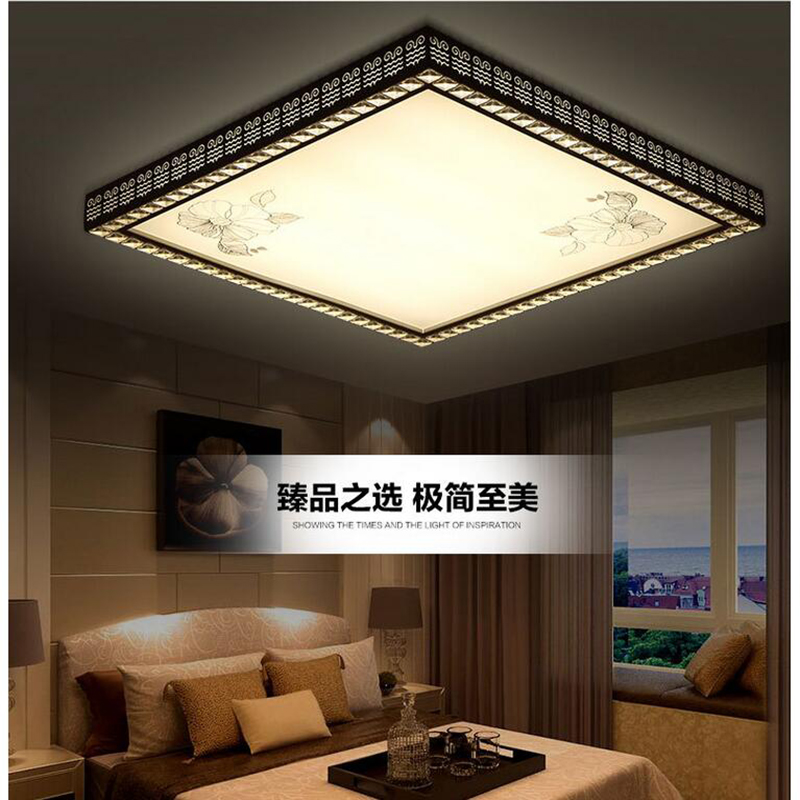 led modern ceiling lights living fixture deckenleuchten bedroom acrylic lamp lamparas de techo lamps plafoniere crystal lighting modern led ceiling lights living room bedroom acrylic lamps design plafonnier lighting fixtures lamparas de techo moderne lamp