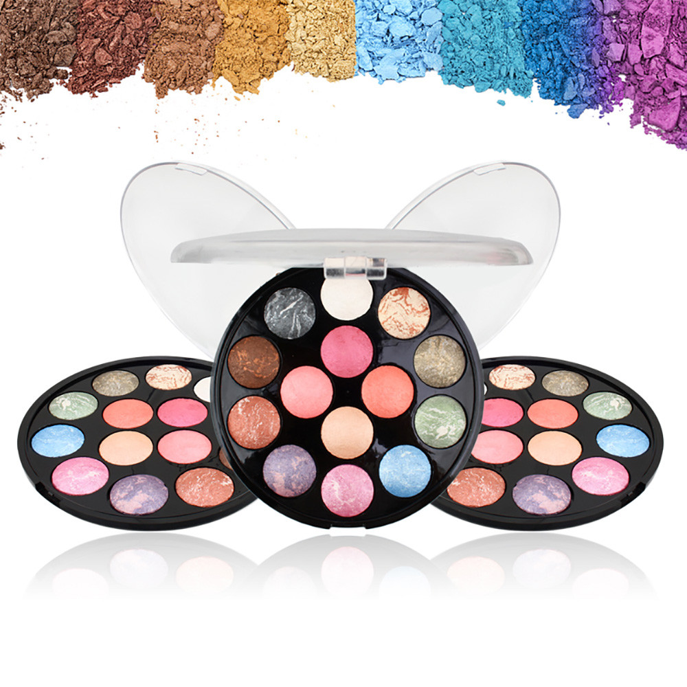 93 Best Pink Palette Images On Pinterest: Aliexpress.com : Buy HUAMIANLI Drop Shipping14 Colors Eye